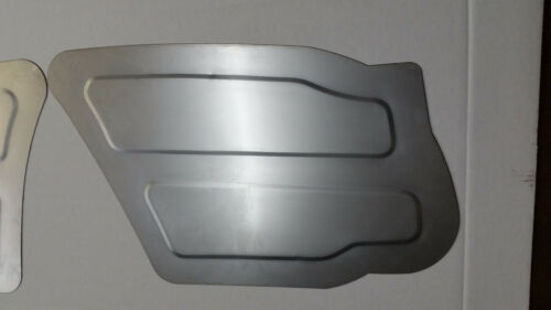 1973-87 Chevrolet C10//GMC Truck Firewall filler Panels w//Horizontal bead