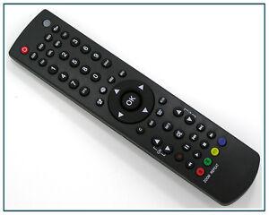 Ersatz-Fernbedienung-fuer-Telefunken-RC1910-LCD-LED-TV-Fernseher-Remote-Control