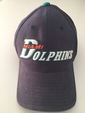 100% authentic e6050 7e3c2 item 2 NFL Miami Dolphins Cap Adjustable Baseball Hat One Size Fits All  Blue -NFL Miami Dolphins Cap Adjustable Baseball Hat One Size Fits All Blue