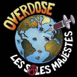 Cd-Les-Sales-Majestes-Overdose-Nouvel-Album