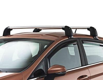 2014-2018 Subaru Forester OEM Aero Cross Bars Roof Rack E361SSG000 Genuine NEW