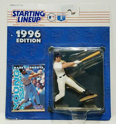 Starting Lineup 1996 MLB Baseball Marty Cordova Minnesota Twins