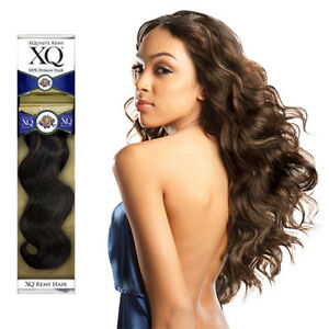 Image Is Loading Cuticle Xq Remy 100 Human Hair Loose Deep