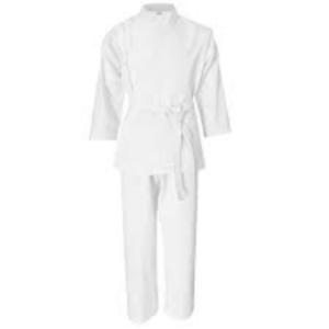 New Fuji Kemono Judo White Gi & Gear Size 5-7