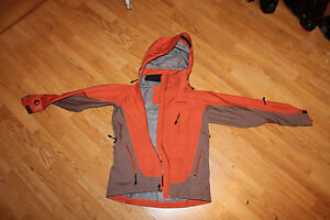 EagleSpeed Cocona 20K jacket - S - Ride Eider Rip Curl - free shipping Worldwide