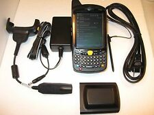 SYMBOL MOTOROLA MC5574-PYCDUQRA9WR CELL PHONE 1D BARCODE SCANNER+CAMERA QWERTY