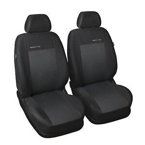 Dacia-Lodgy-2x-Front-Velour-P3-Sitzbezuege-Schonbezuege-Sitzbezug-Auto