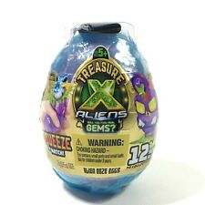 Find Real Gems NEW Treasure X Aliens Ooze Egg Blind Bag Mystery