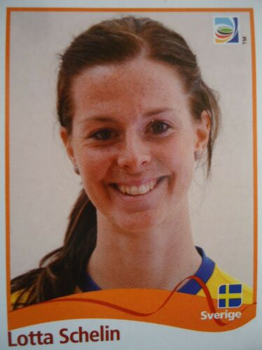 Panini 253 Lotta Schelin Schweden FIFA Women/'s WM 2011 Germany
