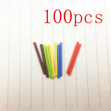 100pcs New Colorful Standard Pen Nibs For Wacom Bamboo Fun Graphire Intuos 3 & 4