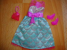 Kleidungsset 4 Teilig #2 für Barbie Model Muse,Fashionistas,Fashion Royalty Top!