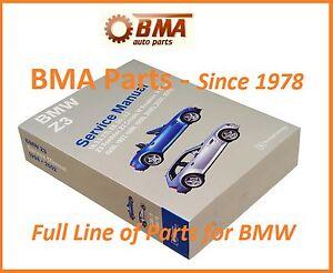 bentley bmw z3 service manual download