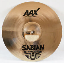 "Sabian 16"" Xplosion Crash AAX-Serie  Brilliant Finish  SONDERANGEBOT NEU"