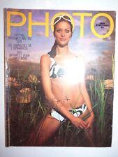 Magazine PHOTO French #18 mars 1969 les sortilèges de l'infrarouge
