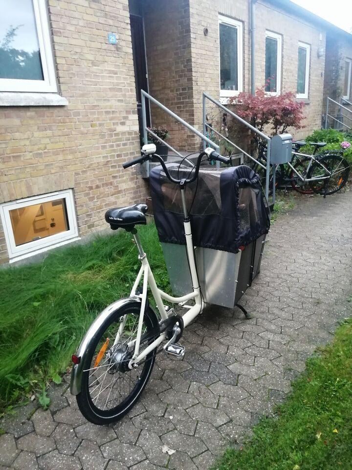 Long John, Christiania cyklet, 8 gear
