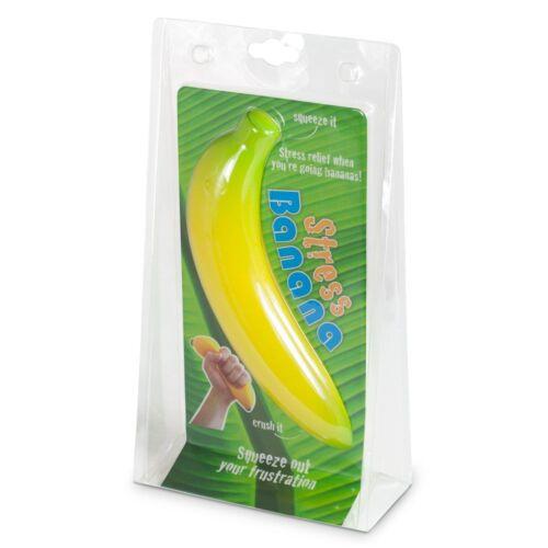 Antistress Divertente Colorato Fruit Twist Pull Schiaccia Stress Banana