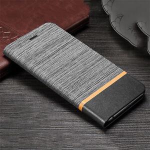 Pour-Xiaomi-Pocophone-F1-de-Luxe-Slim-Clapet-Carte-Pied-Etui-en-Cuir-PU