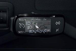 ohne MFA Anlage  für VW T5 GP GRA Tempomat mit Heckwischer