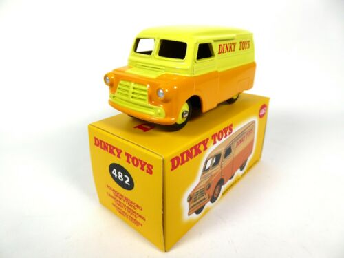 Camion Bedford 10 cwt Van 1//43 DINKY TOYS 482 Voiture Miniature MB418