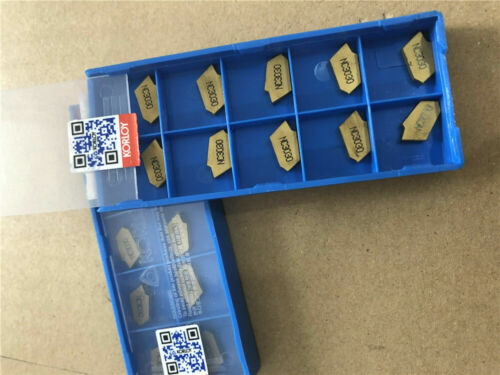 10pcs SP200 NC3030 2MM width Carbide Inserts CNC Lathe Cutting tools For Steel
