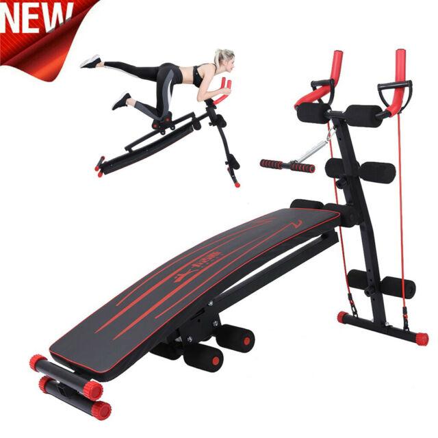 Yukon Fitness Flat Incline Workout Bench Fib 300 For Sale Online Ebay