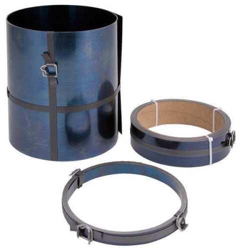 Steel Coil,.032 x 8 x 10 Ft.,1095 LYON TPB32-800
