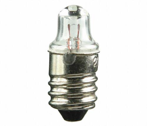 2.2V 222 TL3 LUMAPRO 2FMK8 // 222 Miniature Lamp 0.6W AUTOMOTIVE 10-PACK
