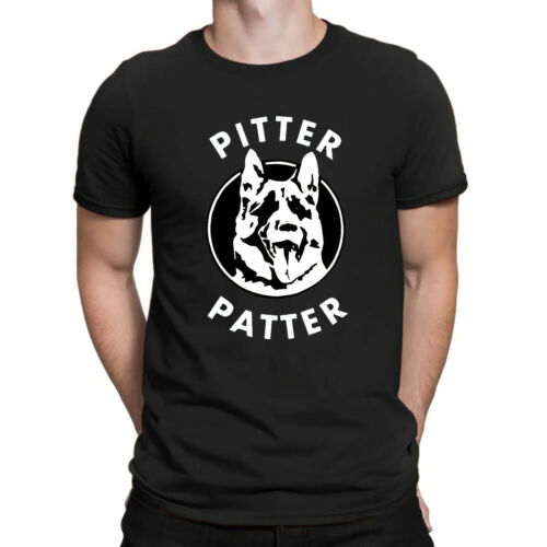 Letterkenny Pitter Patter Funny Dog Graphic T-Shirt Mens Cotton Short Sleeve Tee