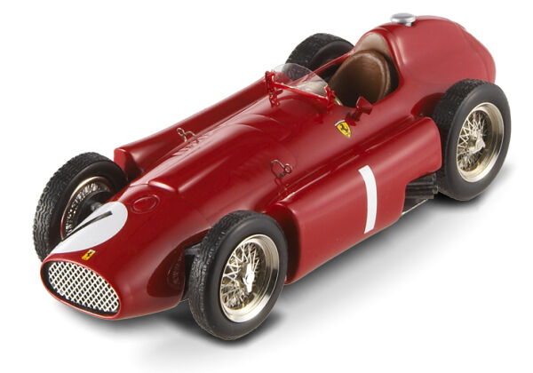 HOT WHEELS ELITE T6276 - FERRARI D50 - J.M. FANGIO GREAT BRITAIN GP 1956 1/43