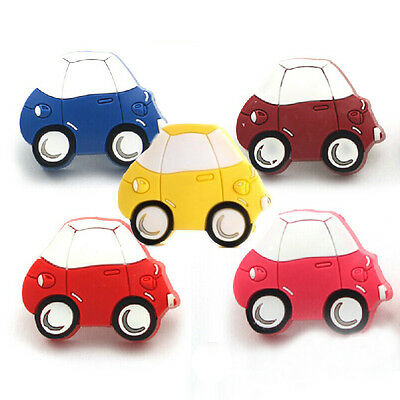 5PCS Children Furniture Car Shape Cabinet Knobs and Handles Dresser drawer pull