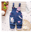 26-style-Kids-Baby-Boys-Girls-Overalls-Denim-Pants-Cartoon-Jeans-Casual-Jumpers thumbnail 62