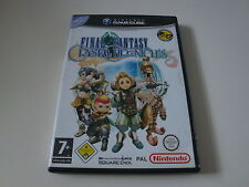 GameCube Spiel Final Fantasy: Crystal Chronicles
