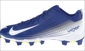 sports shoes 83701 91b82 Image is loading Nike-Vapor-Keystone-2-Youth-Low-Baseball-Cleats-