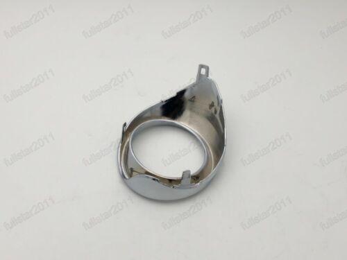 Chrome Front Bumper Fog Light Lamp Bezel Cover Trim Right for Lexus ES350 2013
