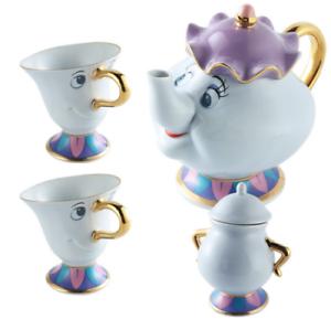 2017 Disney Beauty And The Beast Mrs Potts Chip Tea Pot