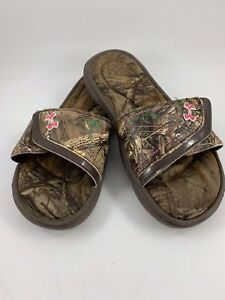 CAMOUFLAGE UNDER ARMOUR SPORTS SANDALS