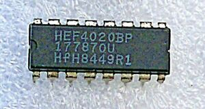 CIRCUIT INTEGRE  HEF4020BP