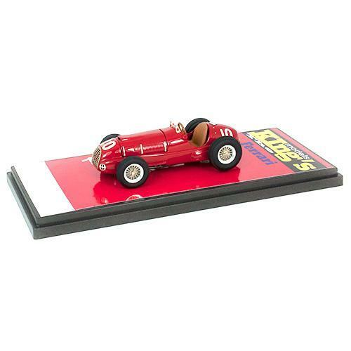 Kings modelli 1/43 1949 FERRARI 125 #10 JERSEY ROAD RACE Peter Whitehead