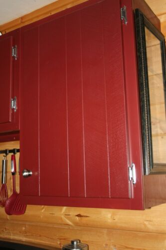 Chrome Variable Overlay Decorative Hinges Sold /& Priced per Pair