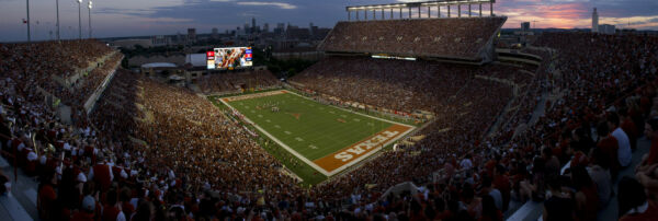 Texas Longhorns Football Tickets Univesity Of