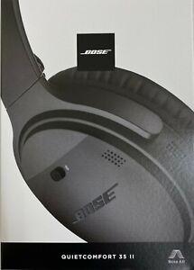 Bose-QuietComfort-35-II-Wireless-Noise-Canceling-Black-Headphones-BRAND-NEW