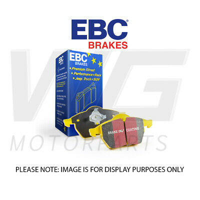EBC YellowStuff Front Brake Pads for Mercedes C-Class W202 C36 AMG DP4927//2R