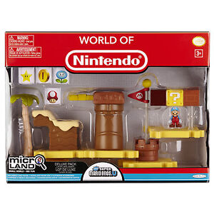 Nintendo-Super-Mario-Bros-U-Micro-Land-Layer-Cake-Desert-DELUXE-Pack-ON-SPECIAL