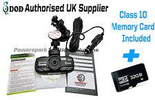 DOD LS460W + 32GB MEMORY CARD DVR 1080p HD Car dash cam video recorder WDR