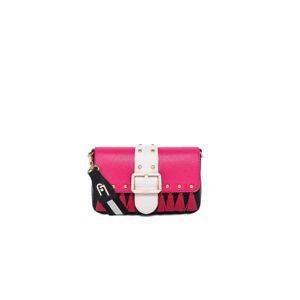 dove comprare ottenere a buon mercato abile design Details about Shoulder Bag Liu Jo. Women's Handbag Model Melrose Fuchsia &  Black
