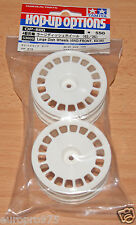Tamiya 53880 Large Dish Wheels (4WD/FRONT, 62/25) (DF03/DF-03MS/Dark Impact) NIP