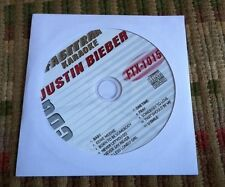 HITS OF JUSTIN BIEBER KARAOKE CDG HITS FASTRAX FTX-1015 CD+G TEEN POP CD BABY