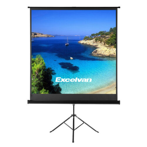 """100""""//120""""//70/""""X70/"""" 1:1//4:3//16:9 HD 1080P Projector Screen Video Movie Projection"""