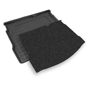 carmats4u To fit 3 Series Charcoal Carpet Insert Saloon 2012+ Fully Tailored PVC Boot Liner//Mat//Tray F30