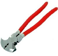 """Neilsen Fence Pliers Wire Cutting Pulling Posts Post 10.5"""" Staples Cut 25D"""